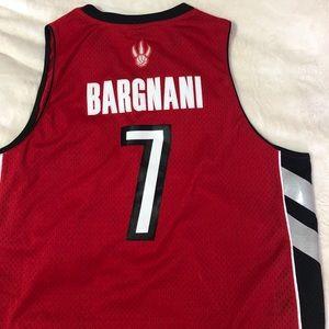 Toronto Raptors Andrea Bargnani Adidas Jersey #7